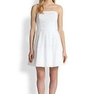 Lilly Pulitzer Caitlin Embroidered Lace Dress